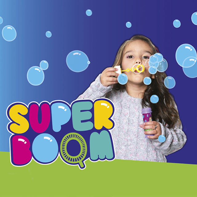 SUPERBOOM